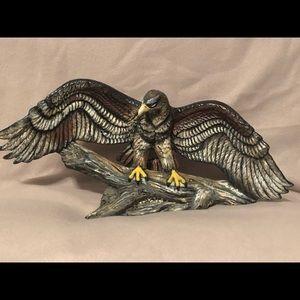 Ceramic Hawk
